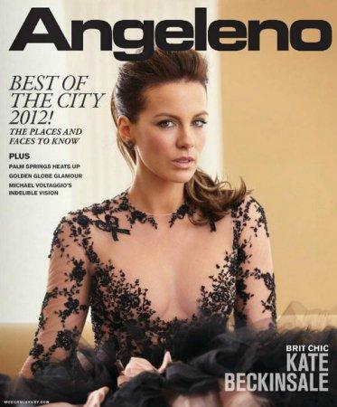 Кейт Бекинсэйл в журнале Angeleno