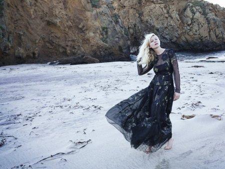 Кирстен Данст в Vogue Italia